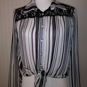Tops - NY Invasion blouse